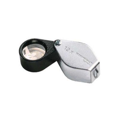 Folding Magnifier Loupe 12x Aplanatic