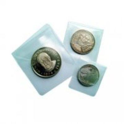 "2"" x 2""  Soft Coin Pocket Flip"