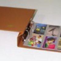 Compact Horizontal Album for Telecards