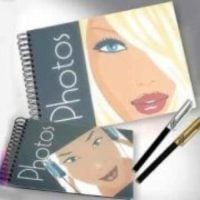 Photo Album Gift Set - Blondie Fashion