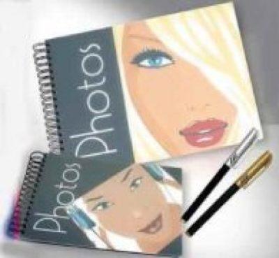 Photo Album Gift Set - Blondie Fashion