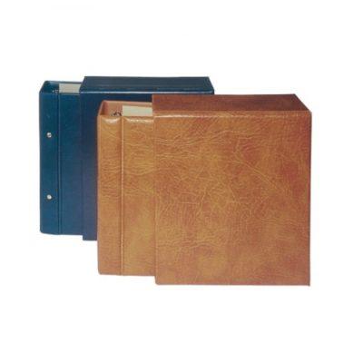 Compact Luxus Slipcase - Saddle Tan