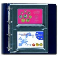 Collecto Page Per 5 For Coin Proof Sets