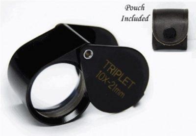 Precision Jewelers Loupe - 10x