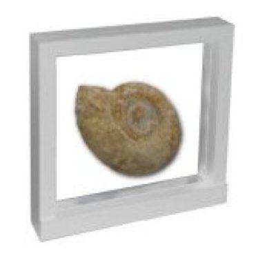 "Floating Flexi Frame - 7"" x 7"" - White"