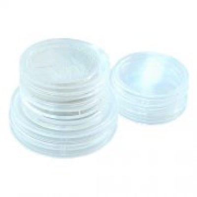 Air Tight Coin Capsules 23 mm per 25