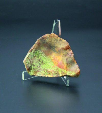 "Rock Display Stands-Tri Easel Medium 3-1/8""H"