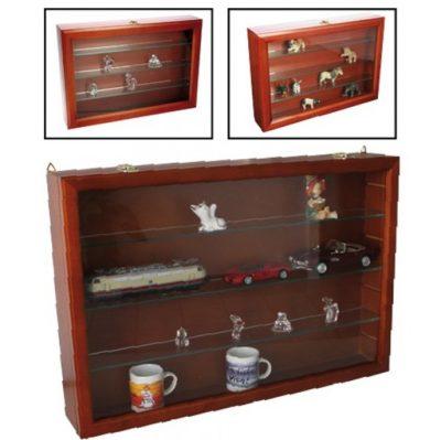 "Curio Cabinet Cherrywood ""Midi"""