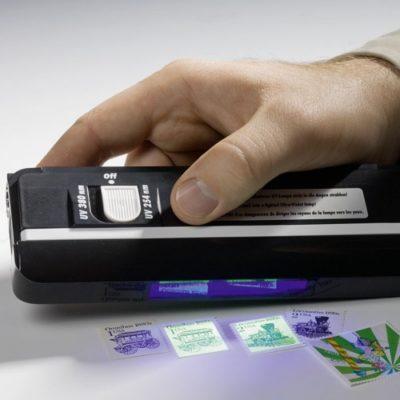 Switchable UV Longwave and Shortwave