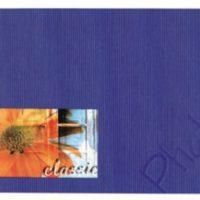 Spiral Photo Album-Elegance-Blue