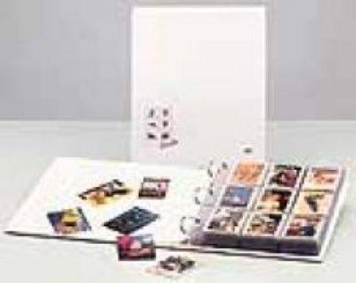 Sport Cards Album W/10 Pgs #7112
