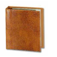 Compact Luxus Album - Saddle Tan