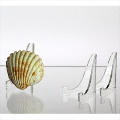 "Seashell Display Stand-Tri Easel 2-3/8""H"