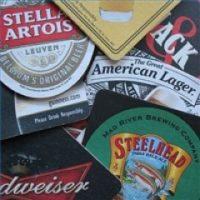 Beer Coasters & Labels