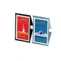 Stamp Mounts - Black