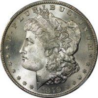 Morgan & Peace Silver Dollars