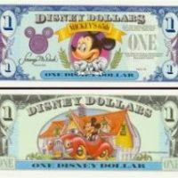 Disney Dollars Album