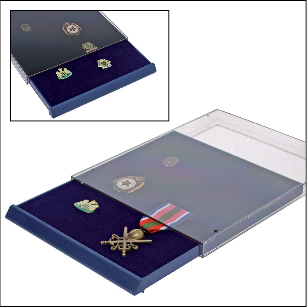 Pin Drawer - Military Medals