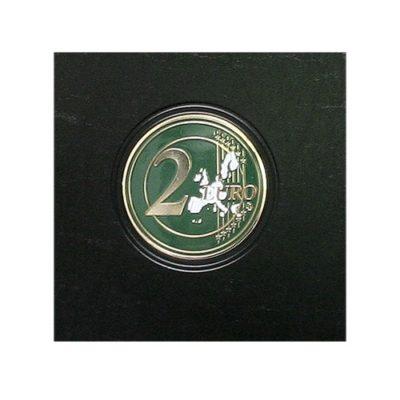 Premium Coin Album for 2Euro