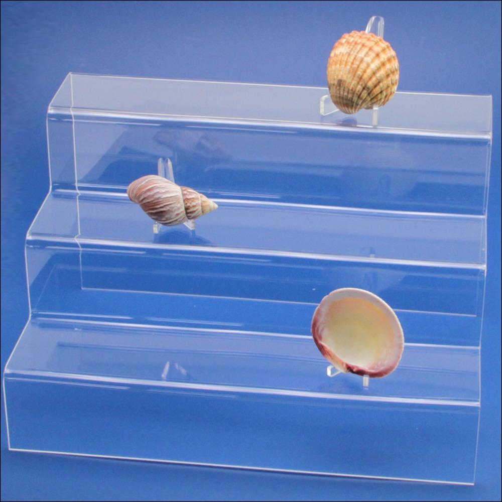 Seashell Display Stand Steps