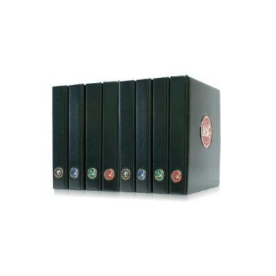 Slipcase for Artline & Premium Binders-Black