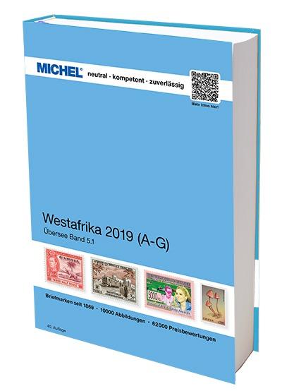 Michel West Africa (A-G) Volume 1