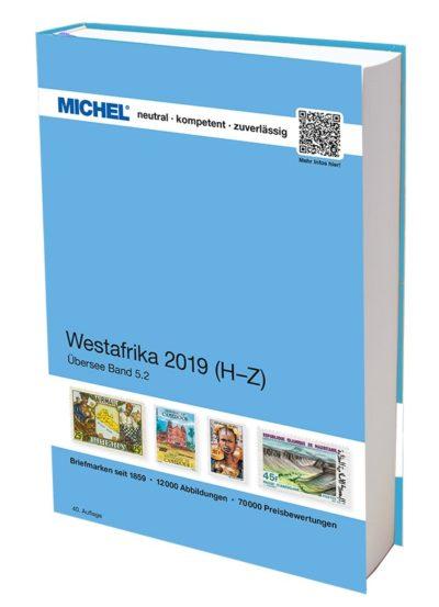 Michel West Africa (H-Z) Volume 2