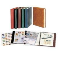 Classic Stamp Albums and Pages