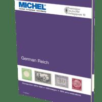 Michel German Reich in ENGLISH 1872-1945