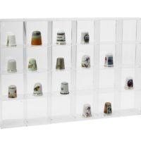 Thimble Display Case - Large
